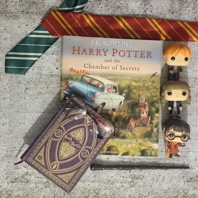 [Books] J. K. Rowling - Harry Potter and the Chamber of Secrets - Illustrated Edition
