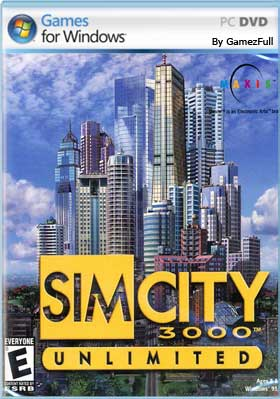 SimCity 3000 Unlimited PC [Full] Español [MEGA]