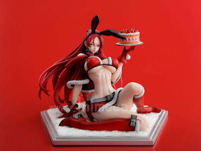 Figura Juliana Eberhardt X'mas Party Valkyria Chronicles DUEL (Senjou no Valkyria)