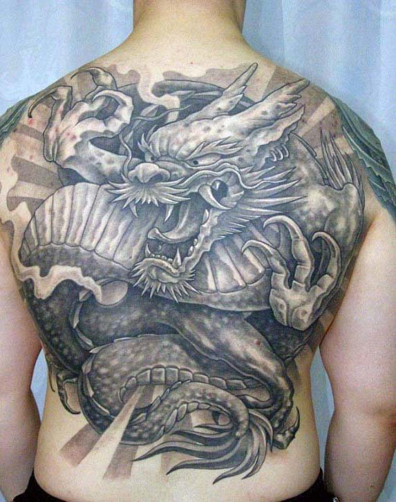 japanese dragon tattoos for men | Tattoo Designs 2019