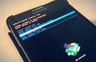 Cara Reset Ulang Android