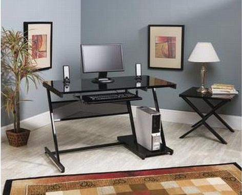 Muebles de escritorio funcionales para trabajar c modo decoracion de dormitorios - Escritorios espacios pequenos ...