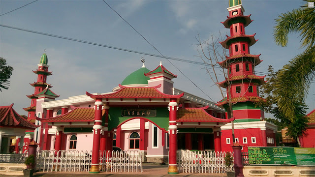 masjid, cheng hoo, wisata religi, travel, palembang, islam