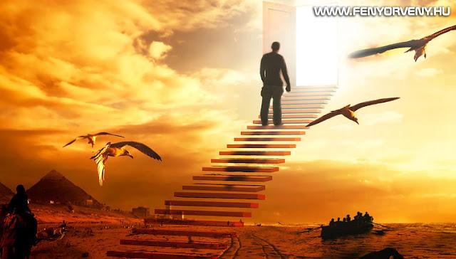 Egy regressziós hipnózis élményei: Vissza a születés pillanatához, betekintés az előző életekbe