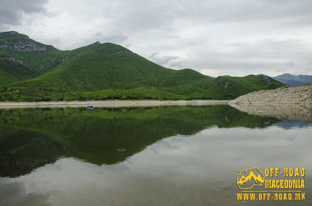 Tikveš Lake (Tikvesh Lake) #Macedonia