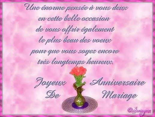 carte d anniversaire de mariage a imprimer gratuite invitation mariage carte mariage texte. Black Bedroom Furniture Sets. Home Design Ideas