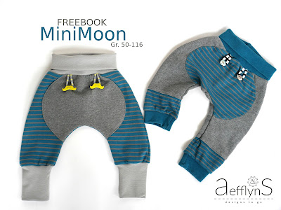 aefflynS - to go: FREEBOOK- Sweathose \'MiniMoon\'