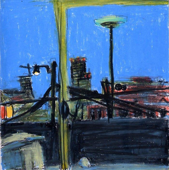 Канадский художник. Jerry Waese