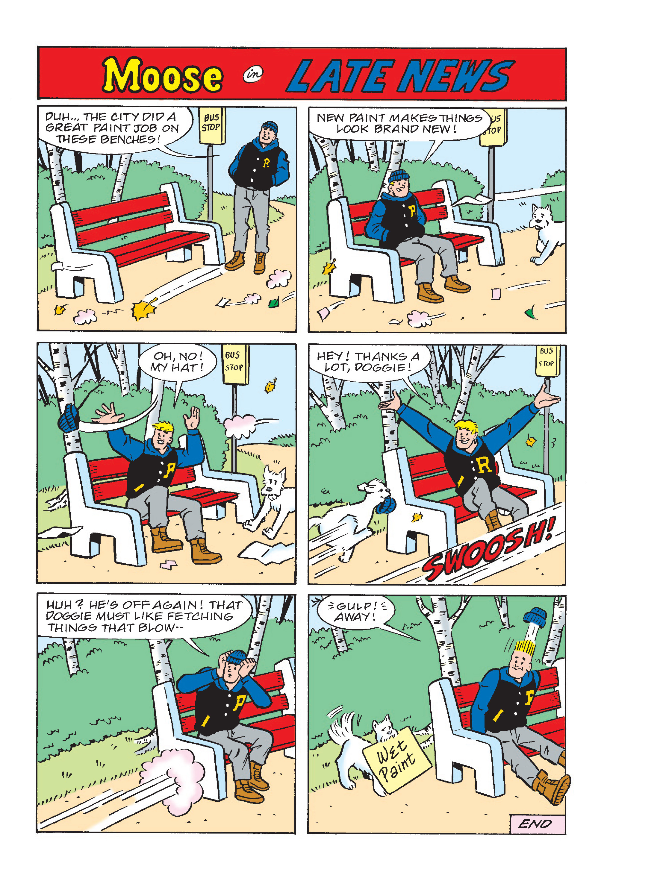 Read online Archie's Funhouse Double Digest comic -  Issue #23 - 58