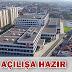 Sancaktepe Eğitim ve Araştırma Hastanesi açılışa hazır