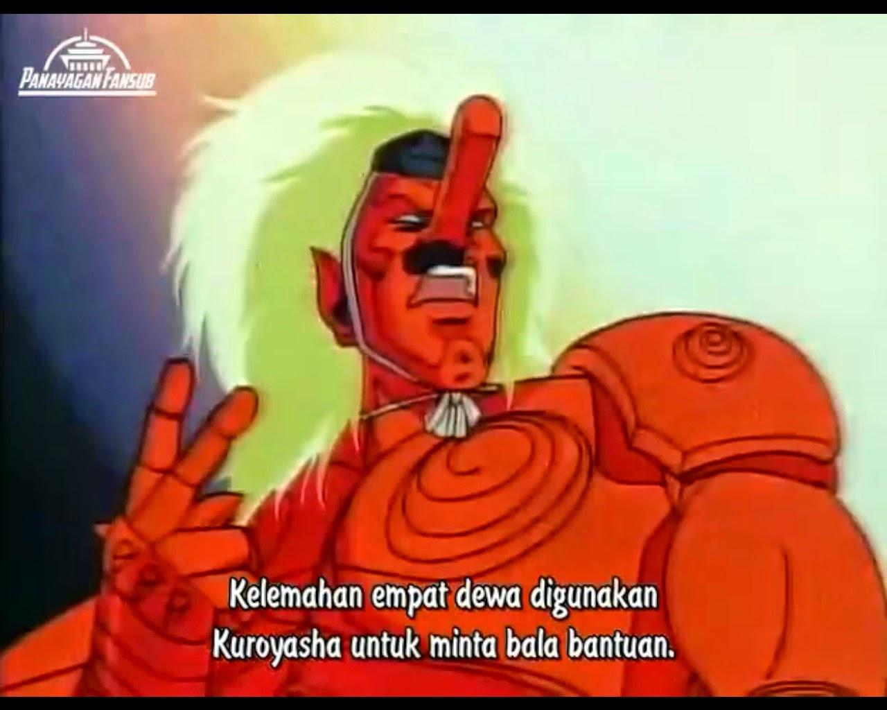 Download Karasu Tengu Kabuto Episode 03 Subtitle Indonesia