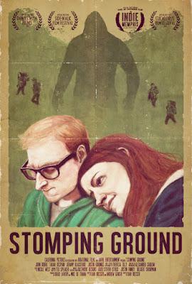 stomping ground