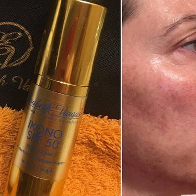 Elisabeth vargas cosmetic, tratamiento regenerador antiaging, antiaging, ikono cream, crema facial, cream protección solar,