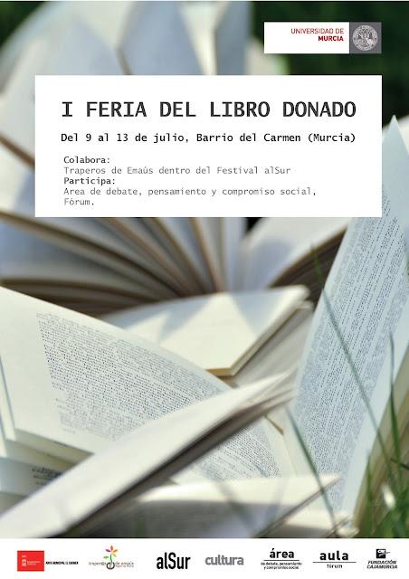 I Feria del Libro Donado.