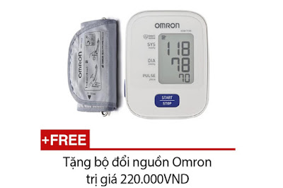 máy đo huyết áp, giảm giá
