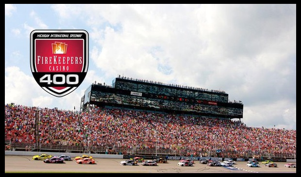 watch firekeepers casino 400 live stream