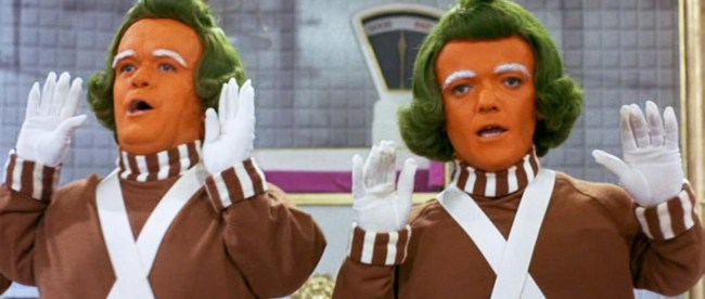 Charlie And The Chocolate Factory Lyrics Oompa Loompa
