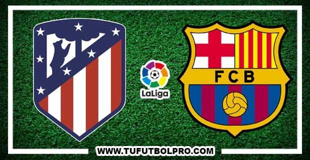 Ver Atlético Madrid vs Barcelona EN VIVO Por Internet Hoy 14 de Octubre 2017