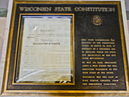 WI State Constitution