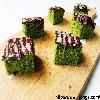 Matcha Brownie + Matcha-related baking ideas