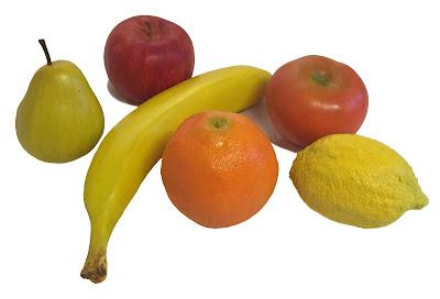 alimentos de silicona, material didactico nutricion, nutricion saludable material didactico, alimentos tamaño real