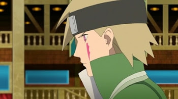 Boruto - Naruto The Next Generatión Capítulo 27: El shinobi Bout de la amistad