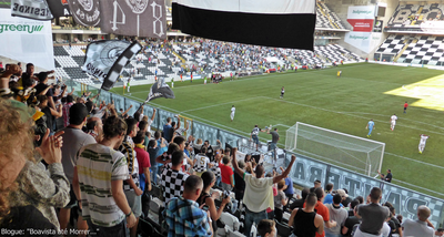 Fotografia Futebol