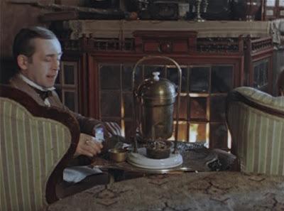 """""""Шерлок Холмс и доктор Ватсон: Кровавая надпись"""" (1979, реж. Игорь Масленников)"""