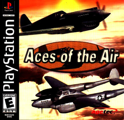 descargar aces of the air psx por mega