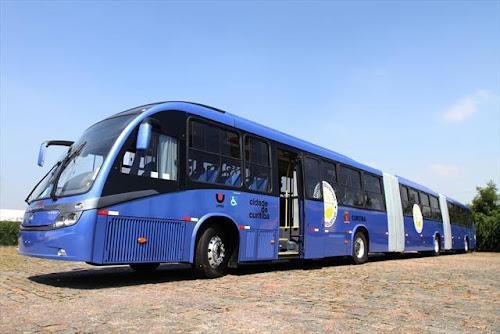 Maior ônibus do mundo é brasileiro