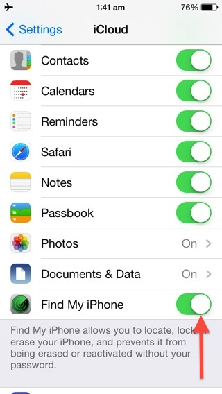 How to find out someones icloud password