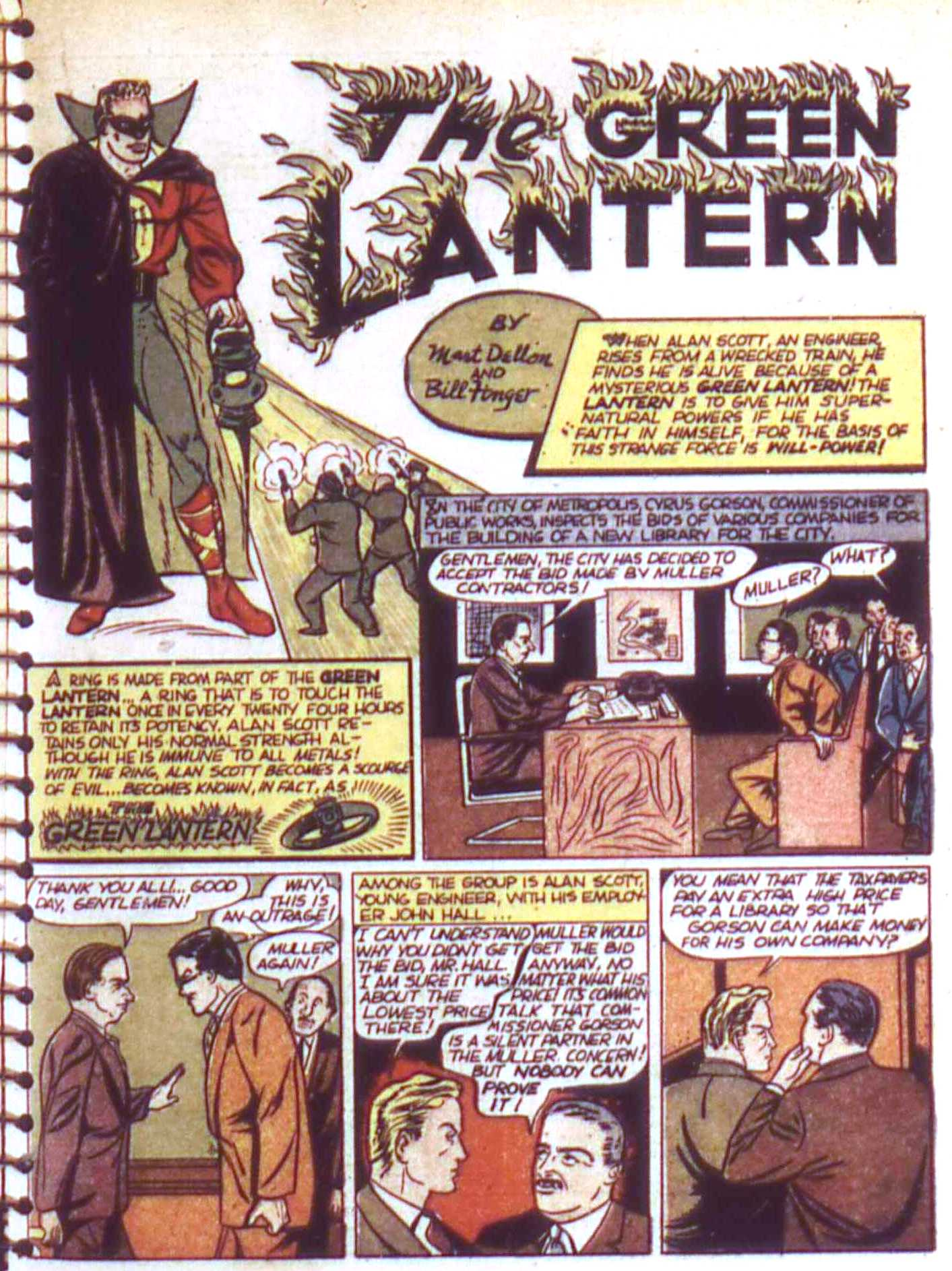 Read online All-American Comics (1939) comic -  Issue #17 - 3