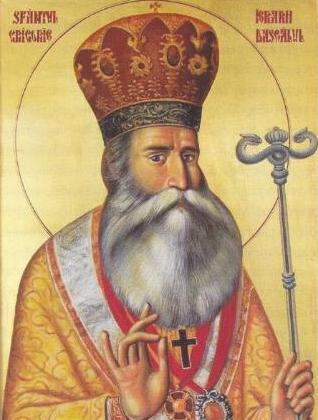 Святитель Григо́рий Валашский (Даскэл), митрополит