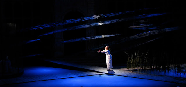 Katia Kabanova at Opera Holland Park 2009, directed Olivia Fuchs, designed by Yannis Thavoris - photo Yannis Thavoris