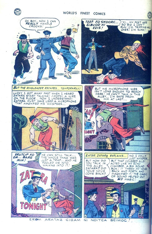 Read online World's Finest Comics comic -  Issue #43 - 56
