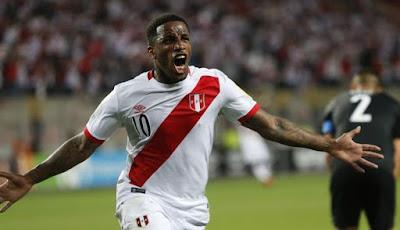 Peru World Cup Russia 2018