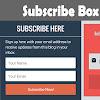 Cara Membuat Widget Subscribe Box Flat UI Di Sidebar Blogger
