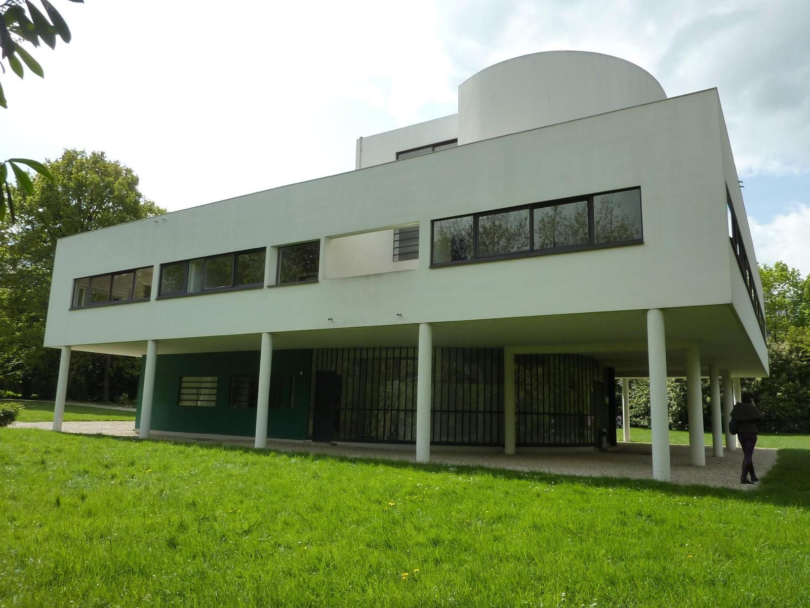 plan de maison cubique toit plat