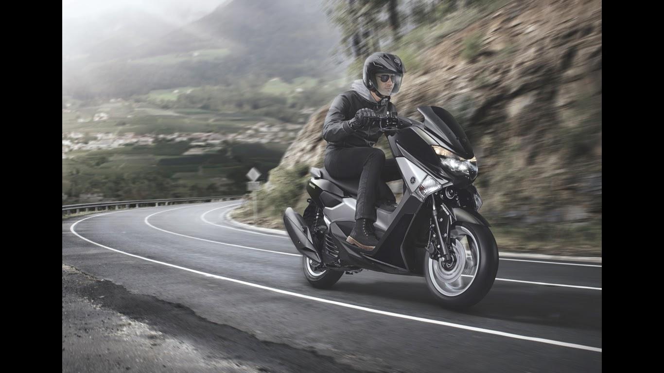 OCKYCHAN: Spesifikasi Yamaha N-Max