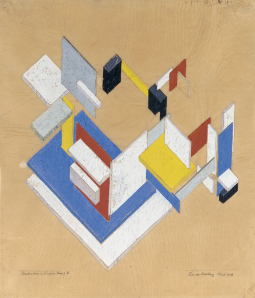 Hasxx teor a theo van doesburg hacia una arquitectura for Hacia una arquitectura