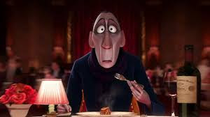 Food critic Ego from Disney's Pixar film Ratatouille