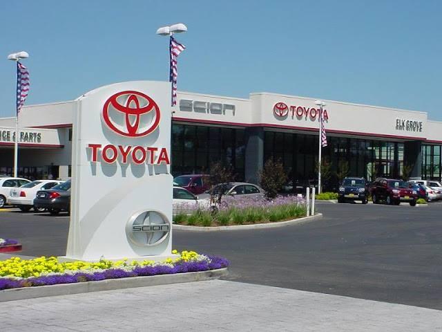 toyota company announced various vacancies fresh/exp on 2016