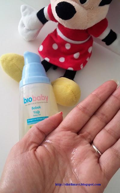 biobaby, bebek yağı, sihirlimavi, bebek ürünleri, blog, blogger