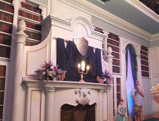 Magic Kingdom Beauty and the Beast Lumiere