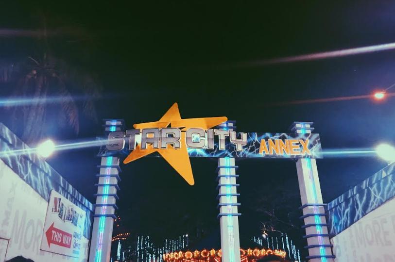 star city rides