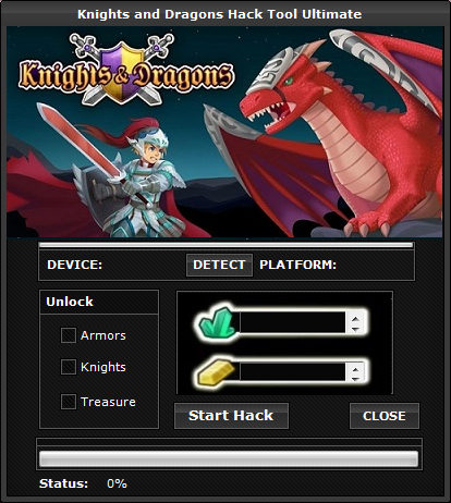 Knights And Dragons Hack