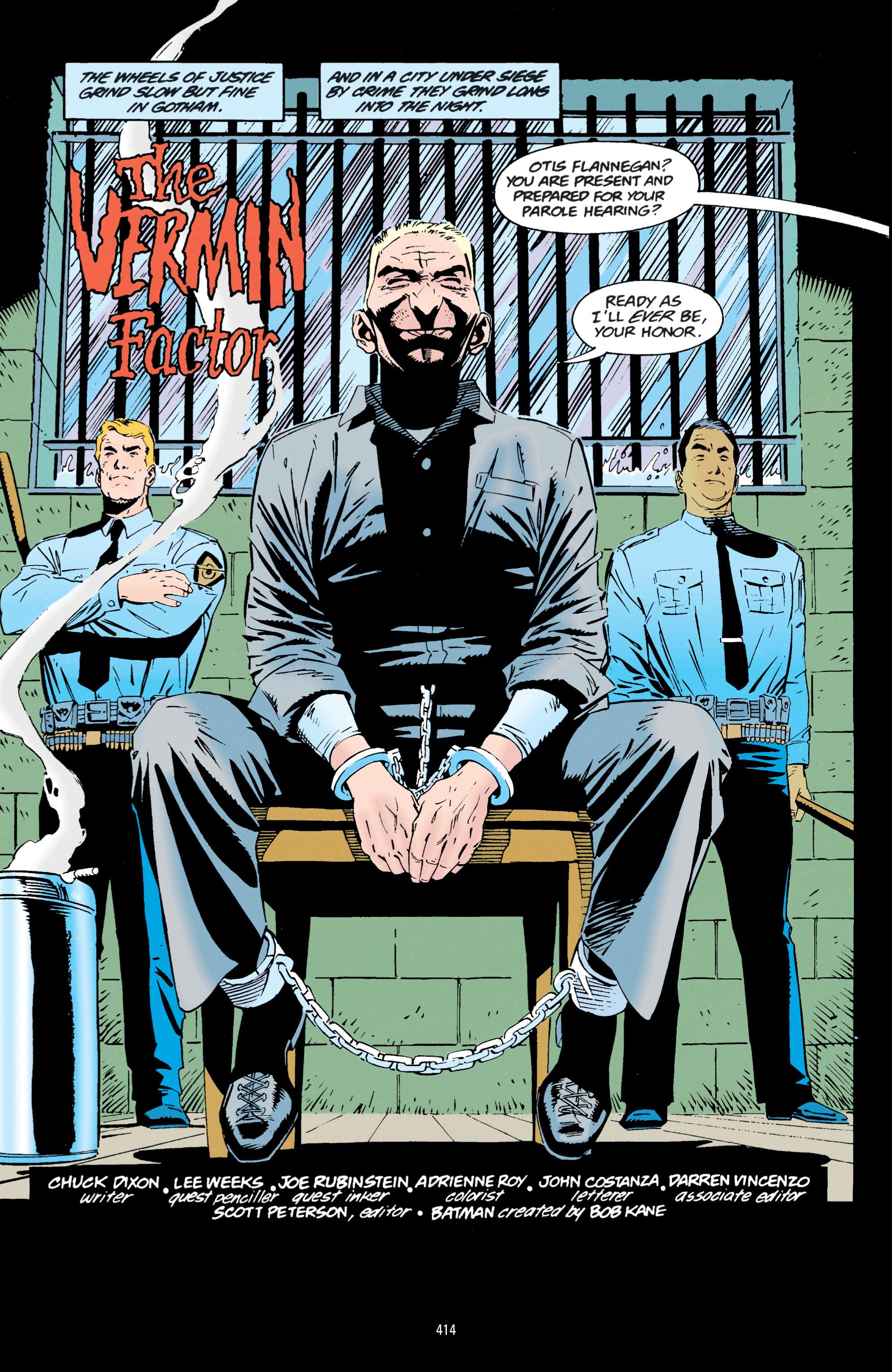 Detective Comics (1937) 679 Page 1
