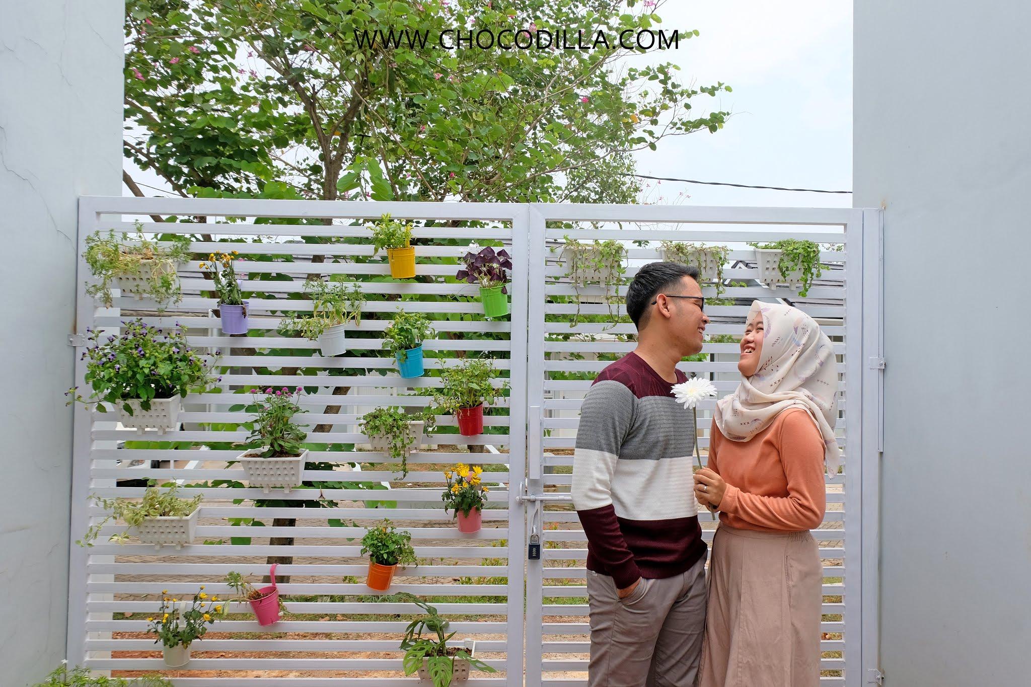 Pengalaman Pertama Projek Indoor Pre Wedding