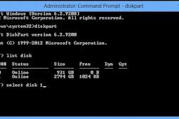 Cara Mengatasi Write Protected  SD Card, Flashdisk dan Memory card