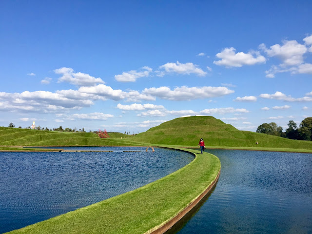 Life Mounds, Jupiter Artland, Edinburgh